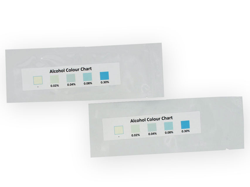 how to pass alcohol saliva test strips