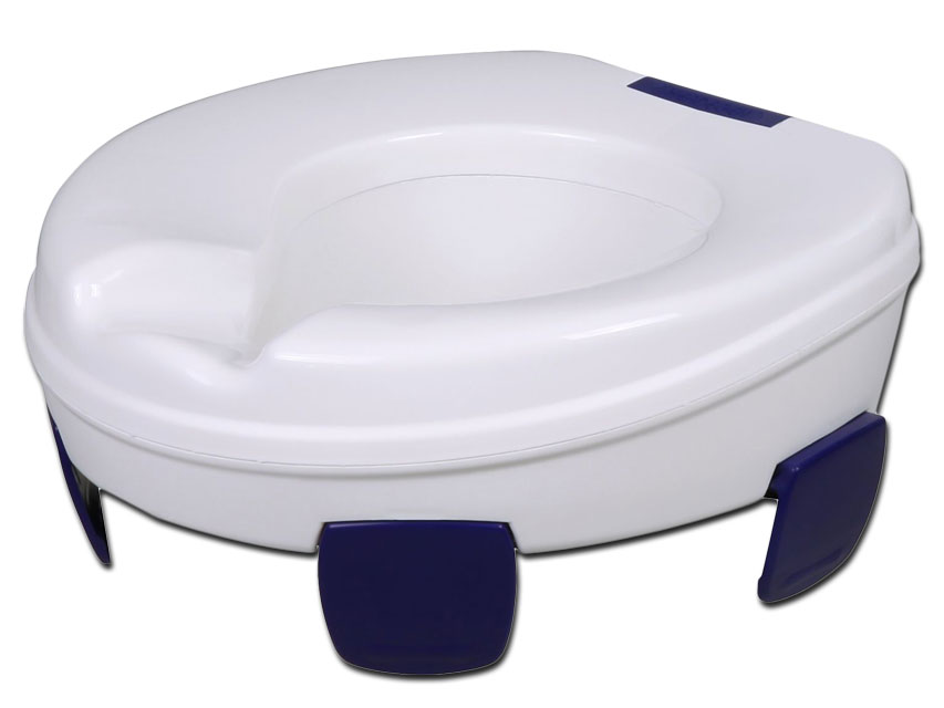CLIPPER RAISED TOILET SEAT