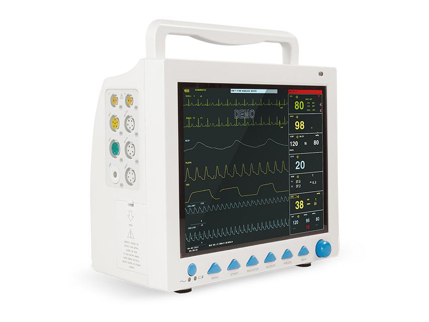 monitor de constantes vitales
