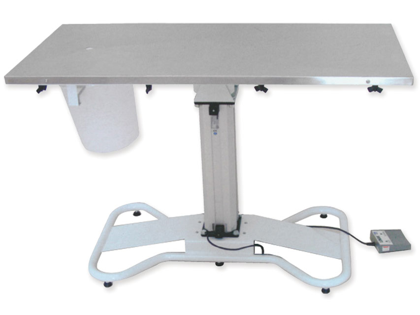 Animal Lift Table With Scale : Veterinary operation table