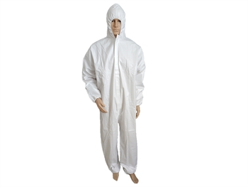 BASIC INSULATION COVERALL - Type 5B-6B - S - disposable