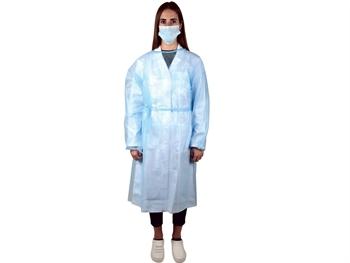 DISPOSABLE GOWNS 25g/m2 120x150 cm - size L - non sterile