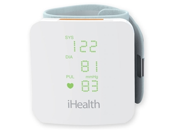 iHEALTH VEW BP7S BLOOD PRESSURE MONITOR - wrist with display