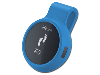 ACTIVITY TRACKER iHEALTH