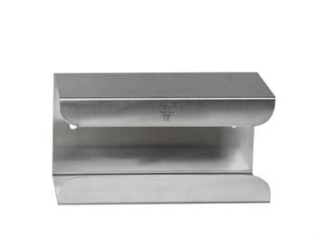 GLOVE DISPENSER - single - stainless steel