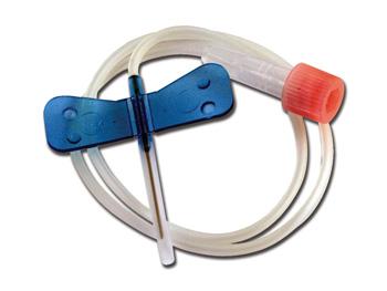 SET AGHI BUTTERFLY 21G L/L sterili