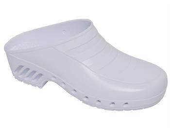 GIMA CLOGS - without pores - 39-40 - white