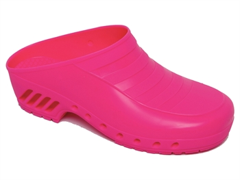 GIMA CLOGS - without pores - 35-36 - fuchsia