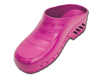 GIMA CLOGS - without pores - 43-44 - fuchsia