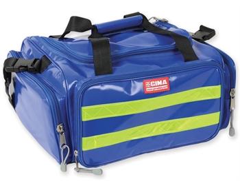 EMERGENCY BAG PVC coated - blue