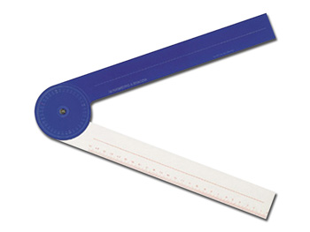 GONIOMETER WITH ARMS