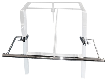 COUCH ROLL HOLDER for round or squared 30mm metal leg