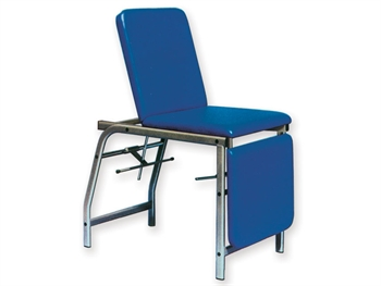 3-SECTION MULTIFUNTIONAL BED - blue