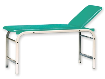 KING EXAMINATION COUCH - water green