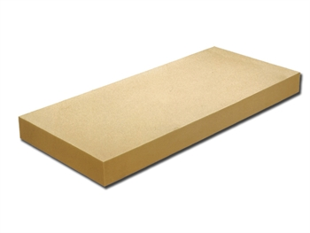 MATTRESS 190x80x12 cm - foam density 30kg/mc