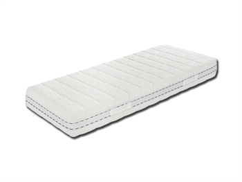 MATTRESS 195x85x14cm WITH TRANSPIRANT COVER SHEET