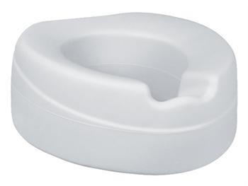 RIALZO WC - con sistema di fissaggio e braccioli - 10 cm
