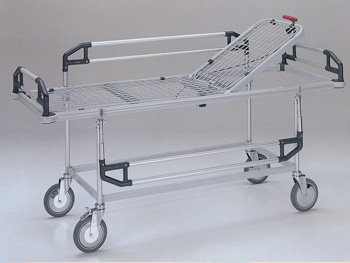PROFESSIONAL PATIENT TROLLEY