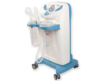 CLINIC PLUS SUCTION 2x2 l jar 230V