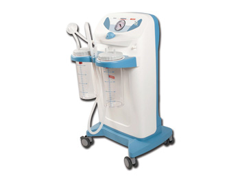 CLINIC PLUS SUCTION ASPIRATOR - 2x2l - 230V
