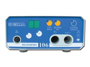 DIATERMO 106 monopolar - 50 Watt