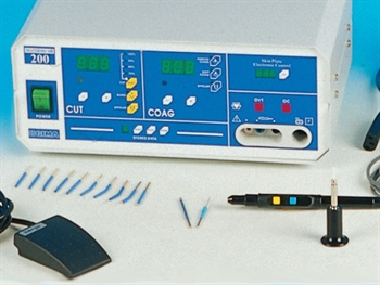DIATERMO MB 200 - mono-bipolar 200 Watt