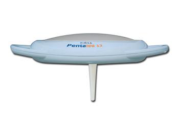 LAMPADA A LED PENTALED 12 - da soffitto doppia