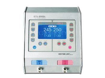 GARROT ELETTROPNEUMATICO DTS-2000S - 2 canali per utilizzo con 2 bracciali singoli o 1 bracciale doppio