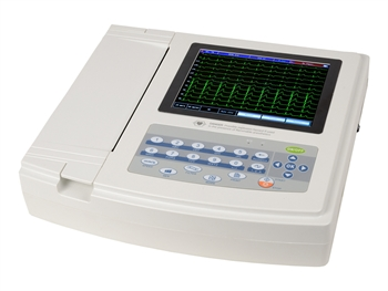 1212G ECG - 12 channel with monitor