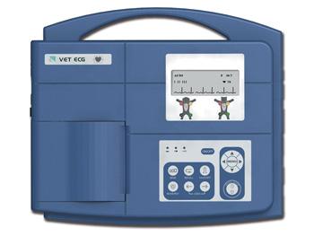 VE-300 - 3 CHANNEL ECG