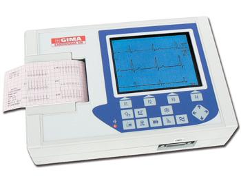 CARDIOGIMA 3M - ECG 3 canali con monitor + interpretazione