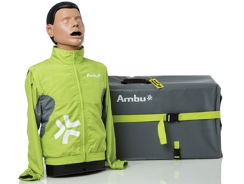 AMBU CPR SOFTWARE KIT (5 selectable languages)