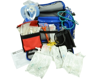 """GIMA 13"" EMERGENCY BAG PVC COATED"
