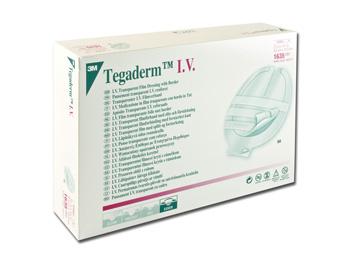 TEGADERM™ 3M I.V. STRIPS - 8.5 x 10.5 cm