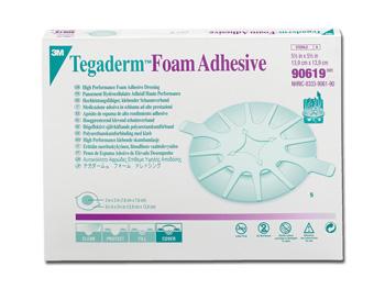 TEGADERM™ 3M FOAM - 14 x 14 cm - adesivo