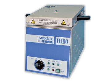 AUTOCLAVE H100 GIMA - 9 litri - 230V