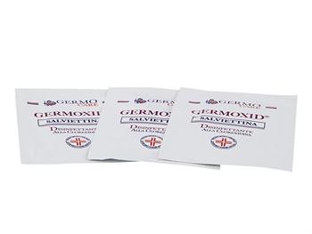 GERMOXID WIPES - bulk - box of 400 wipes
