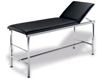 CHROMED PLATED STEEL EXAMINATION COUCH