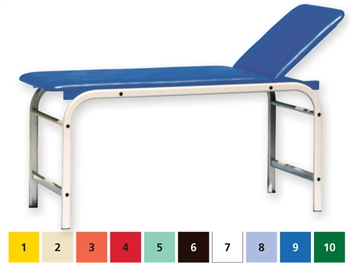 KING EXAMINATION COUCH - any colour