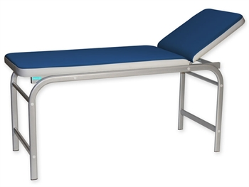 KING PLUS EXAMINATION COUCH - blue