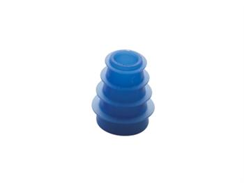 SANIBEL ADI FLANGED INFANT EAR TIP 4-7 mm - blue