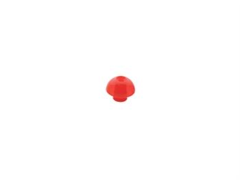 SANIBEL ADI MUSHROOM EAR TIP 14 mm - red